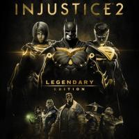 Аренда и прокат Injustice 2 Legendary Edition (Все DLC) для PS4