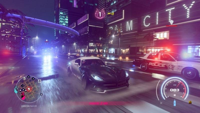 Gamescom 2019. Авторы Need for Speed Heat рассказали о машинах, режимах и планах на будущее