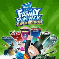 Аренда и прокат Hasbro Family Fun Pack - Super Edition для PS4