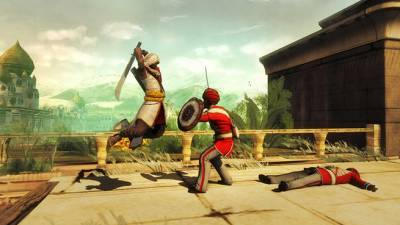 Assassin's Creed Chronicles Трилогия (П3)