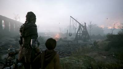 Аренда и прокат A Plague Tale: Innocence для PS4