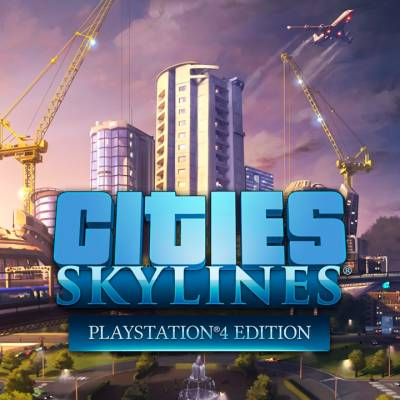 Cities: Skylines - PlayStation 4 Edition (П3)