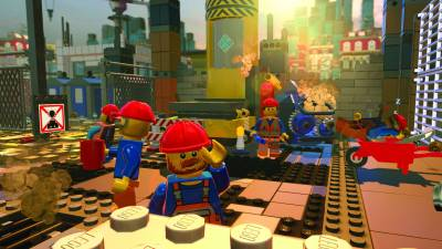 The LEGO Movie Videogame (П3)