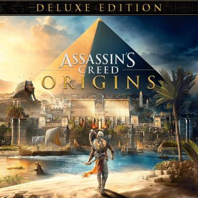 Аренда и прокат Assassin's Creed Origins (Истоки) Deluxe Edition для PS4